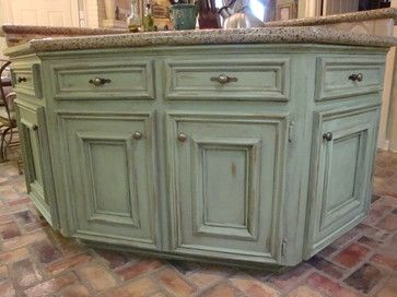 Best  Glazed Kitchen Cabinets Ideas On Pinterest How To - Distressed kitchen cabinets