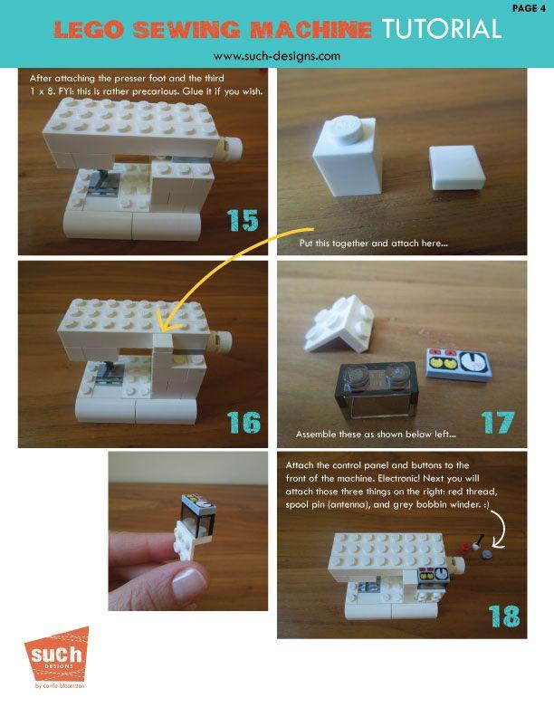 hobbycraft mini sewing machine instructions