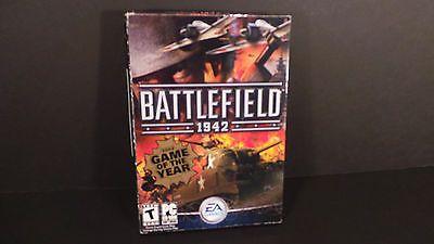 Battlefield 1942 (PC, 2002) - FREE SHIPPING