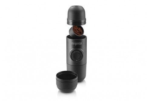 Wacaco Minipresso Espresso-Maschine.Die beste Espresso-Maschine der Welt wird dich staunen lassen!