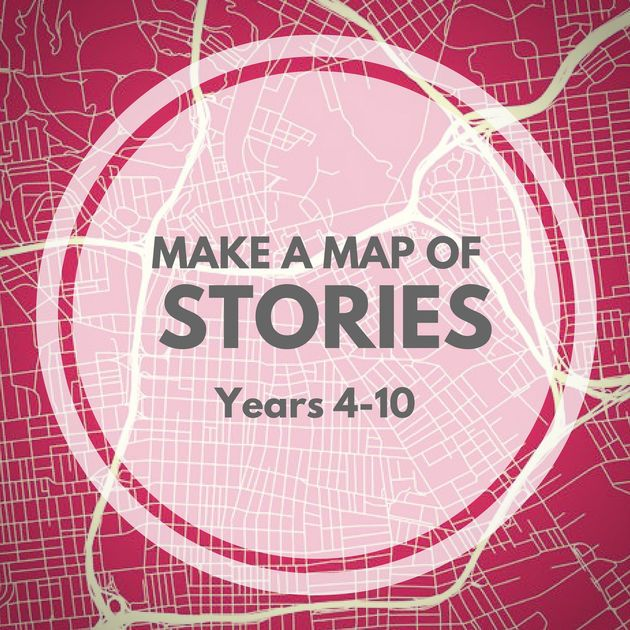 Download or subscribe to the free podcast Make A Map of Stories by School Kit.