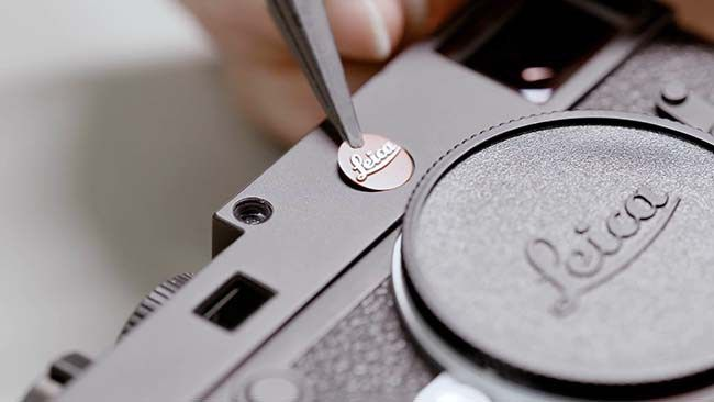 This Is How The #LeicaM10 Is Made