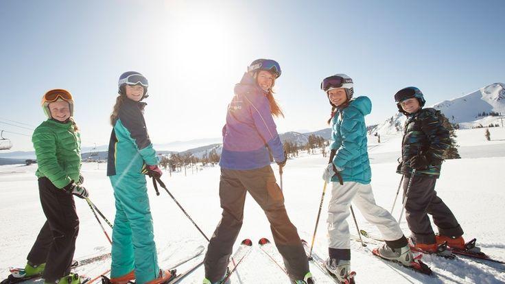 Downhill Skiing Benefits Pertaining To Inspire