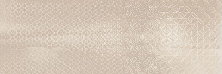 Murale Beige 25x75 cm. Wall tiles | Aquarelle series | Arcana Tiles | Arcana Ceramica | revestimiento