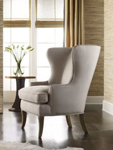 hamlin wing chair sam moore furniture wing