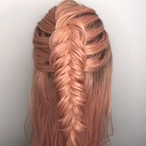 10 Gorgeous Braided Hairstyles You will Love - Latest Hairstyle Trends for 2019 -  There is a hairstyle that will never go out of style: the braid. Because there are thousands of var - #braided #gorgeous #hairstyle #hairstyles #KinkyCurly #latest #Love #NaturalHair #SceneHair #Trends #TwistBraids