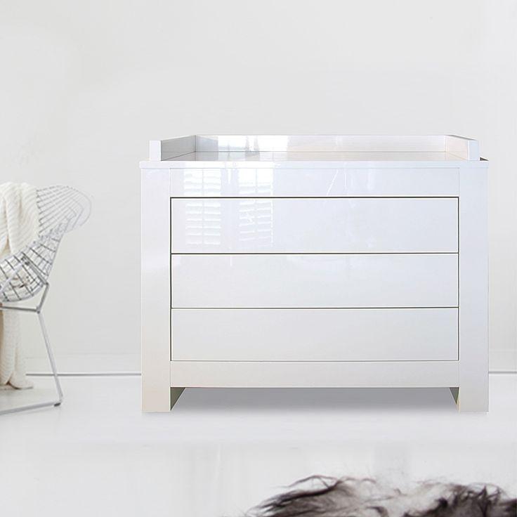 Die besten 25+ Schubladenkommode weiß Ideen auf Pinterest - badezimmer kommode weiß