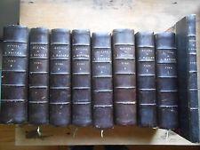 JEAN RACINE Oeuvres 1885-1890 Album Armoirie Planches 9 vols TOP ÉTAT