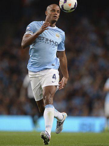 Vincent Kompany – Manchester City