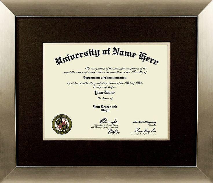 Best Graduation Certificate Design Images On