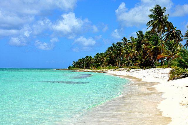 Isla Saona, Republica Dominicana @Jessica Ashley
