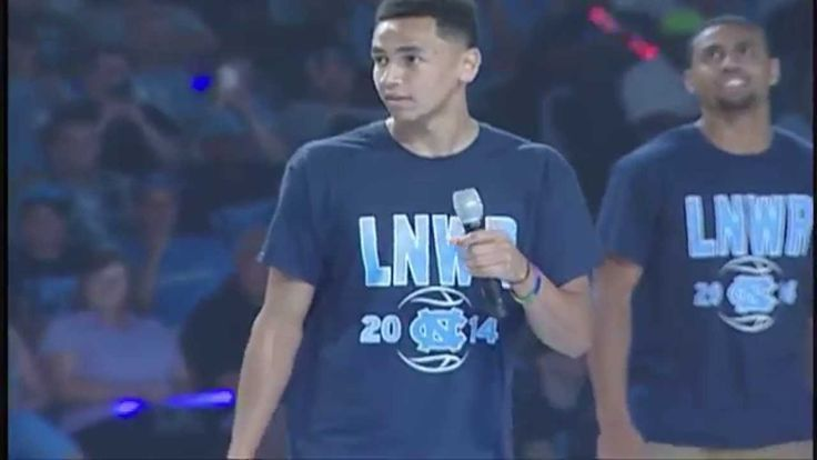 UNC Men's Basketball: Marcus Paige Lip-Syncing Beyonce at LNWR