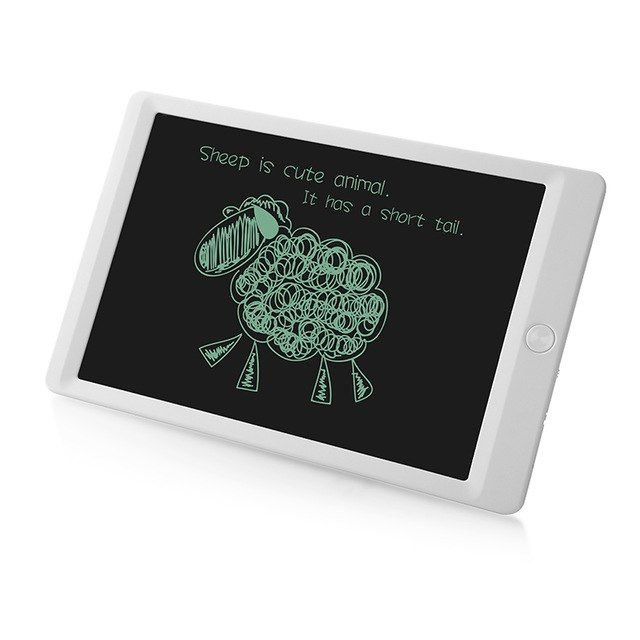 Lcd Writing Tablet 8 5 Inch Digital Drawing Electronic Handwriting Pad Message Graphics Board Kids Writing Board Chi Kids Writing Graphics Board Digital Tablet