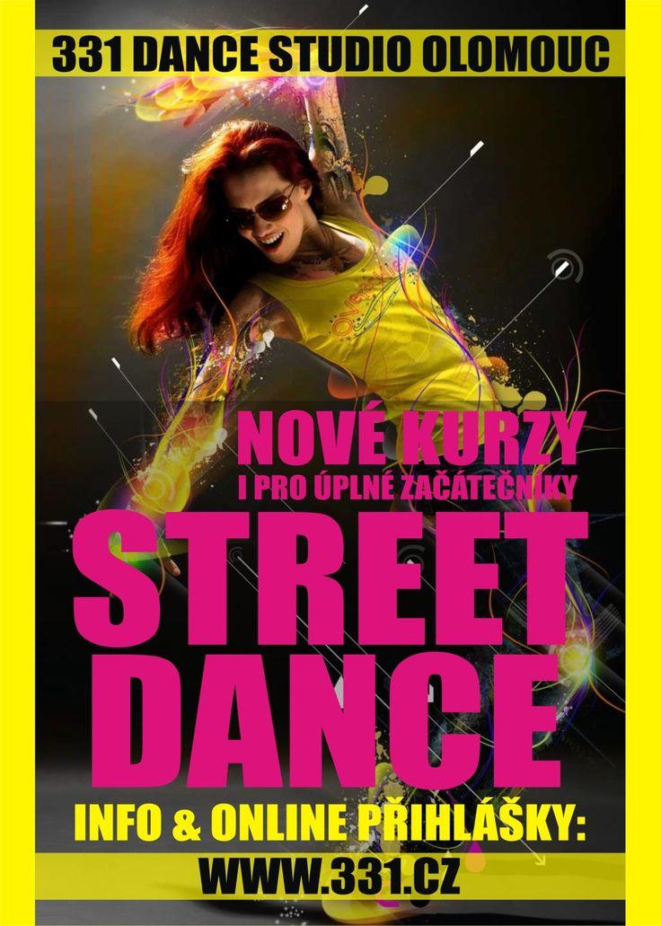 Street Dance Kurzy Olomouc 2014 - [OL]4you.cz - Nejlepší olomoucký kulturní a programový portál