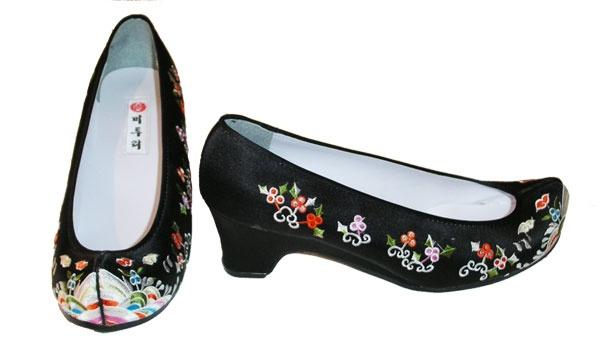 Korean Traditional Shoes Women'S