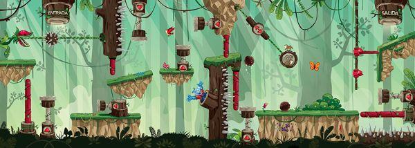 Choco Pops Games by Andrés Moncayo, via Behance