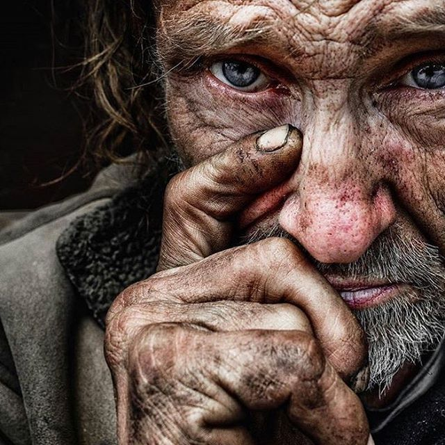 Photography By: @lee_jeffries - @art_daily