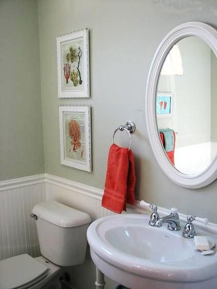 For Room 51 ~ Behr Mountain Haze - Via Pure Style Home: My Dream to Life