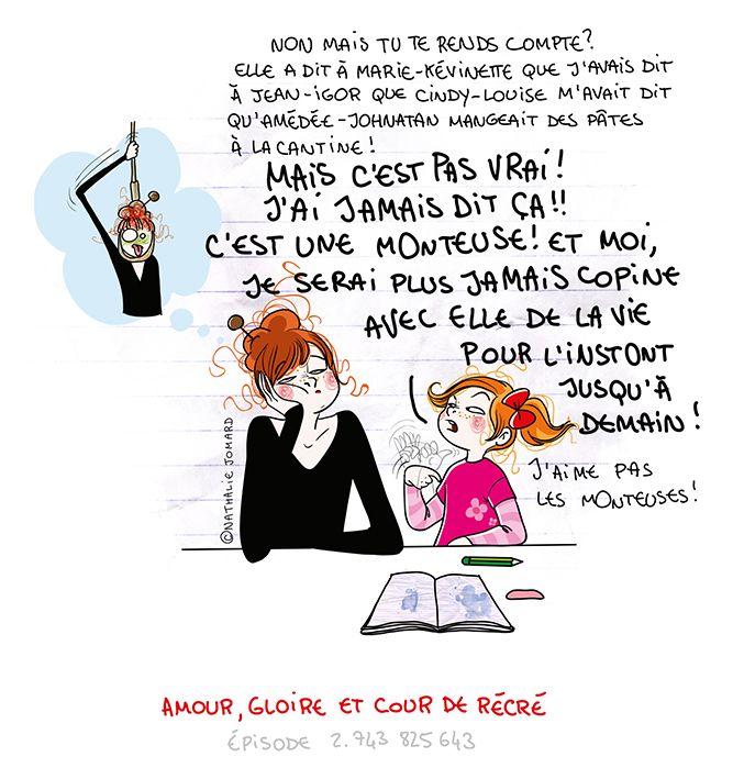 Petit précis de Grumeautique - Blog illustré: Du soap opera scolaire