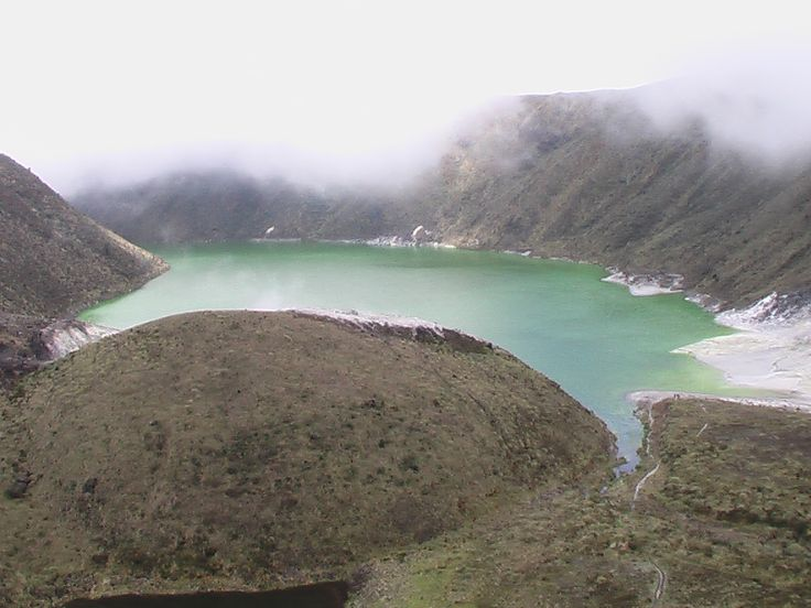 Laguna Verde - Nariño #colombia