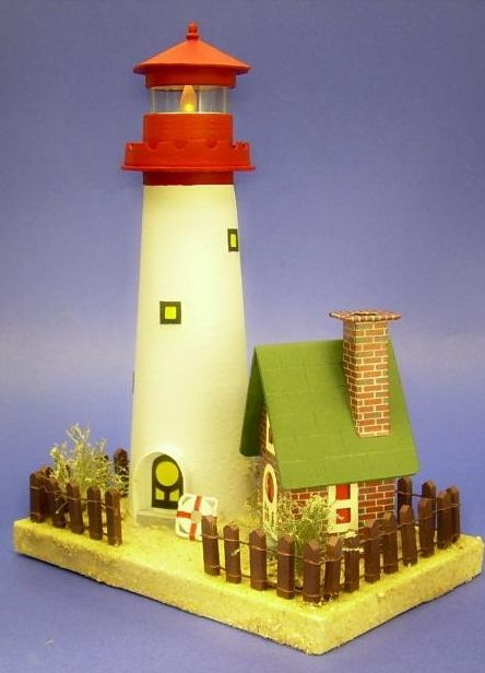 templates for lighthouse and beach house