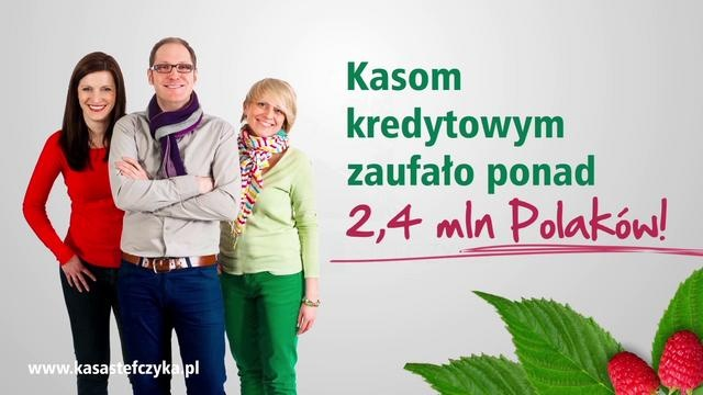 "Kasy Stefczyka Campaign POS Animation by Jamel Interactive. As part of ""Masz Alternatywę"" advertising campaign for Kasy Stefczyka, we have created image animations displayed at our Client's points of sale."