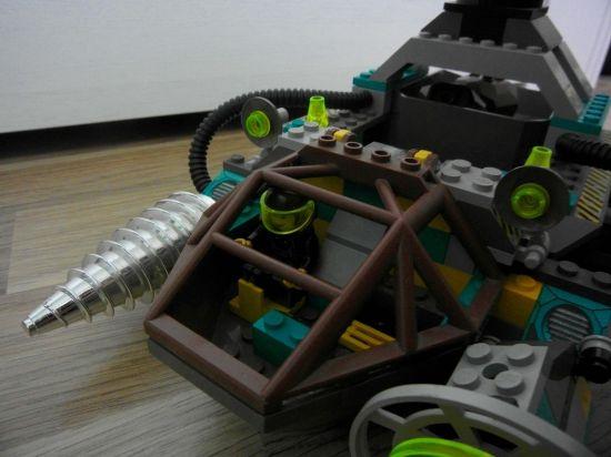 LEGO The Chrome Crusher 1999