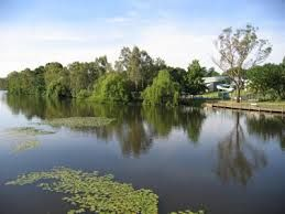 benalla australia tranquil scenery
