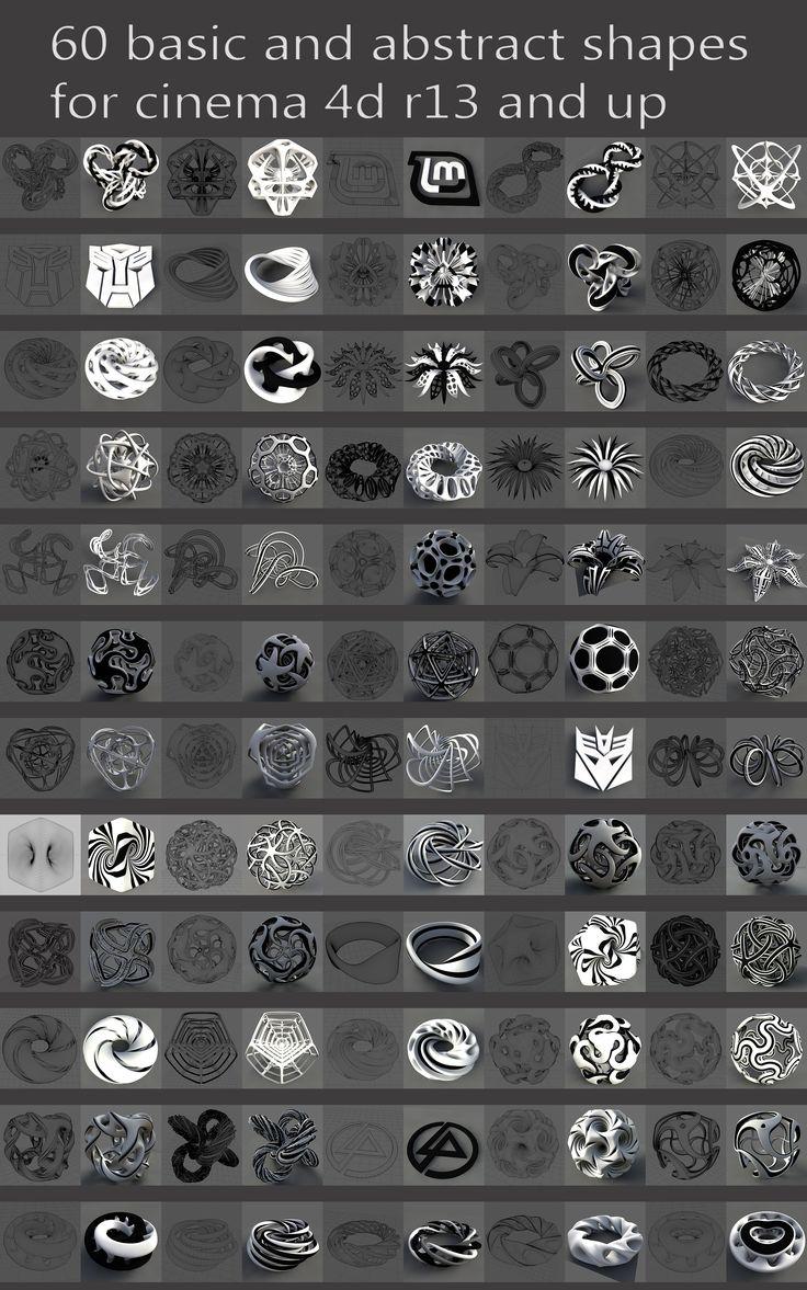 125 Best C4D Freebies Images On Pinterest 3d Design Art Tutorials