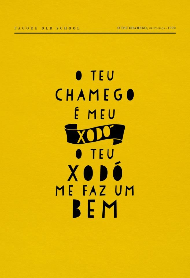 By : Pagode Old School