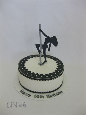 A80 Tankotanssi-aiheinen kakku
