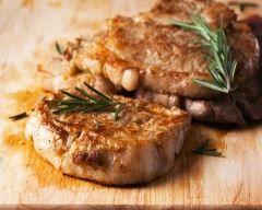 roti porc mariné au whisky et miel - Recette Irlandaise