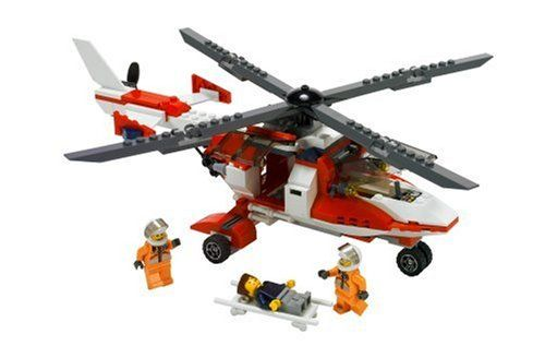 LEGO City Rescue Helicopter