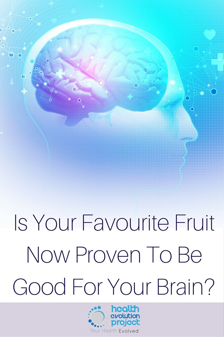 Feeling mentally sluggish? Sciences has shown new ways to improve your brain health. Perhaps your favourite Summer fruit has the answer to optimising you brains health. #health #food #cleaneating #fitness #fruit  http://healthevolutionproject.com/is-your-favourite-fruit-now-proven-to-be-good-for-your-brain/