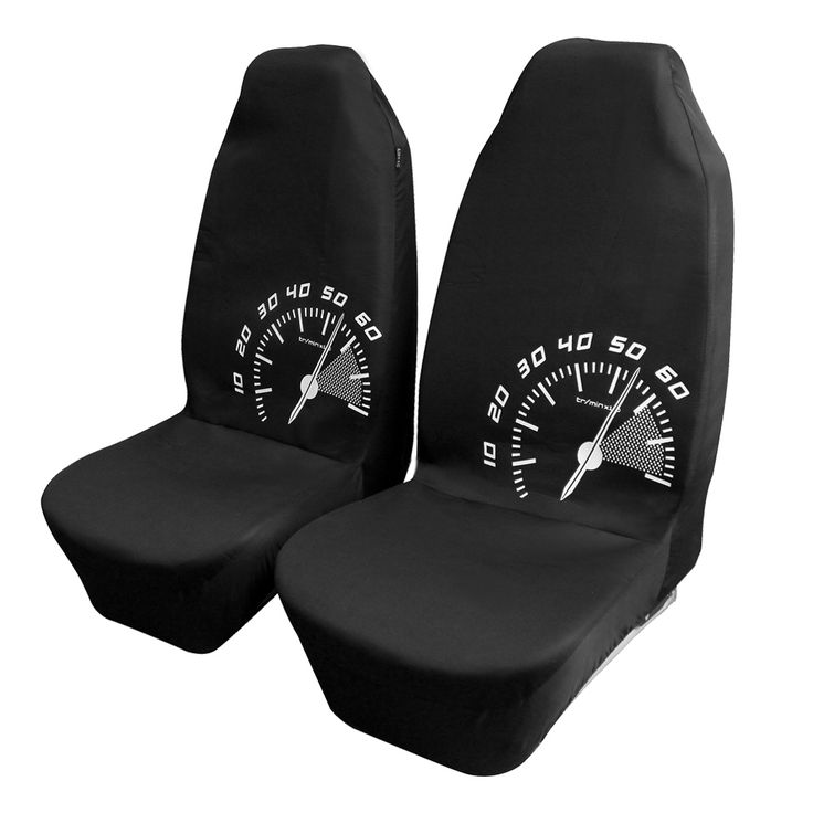 Auto Care Sports Style Car Seat Cover Universal Fit 2PCS High Back Bucket Front Seat Car Interior Accessories Car Seat Covers