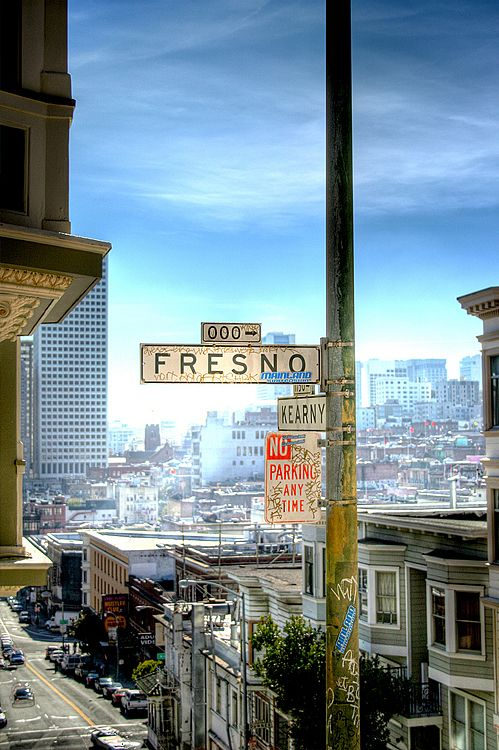 North Beach, SF.  Find Super Cheap International Flights ✈✈✈ https://thedecisionmoment.com/