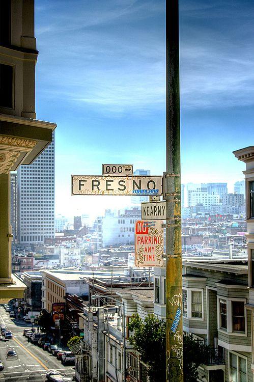 North Beach, San Francisco (YBRO)