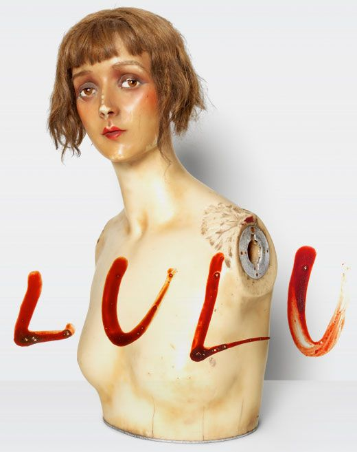 Lou Reed & Metallica | 'Lulu' Available October 31 (Worldwide) & November 1 (North America)
