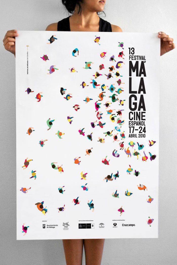 Festival de Málaga por calamargraphic