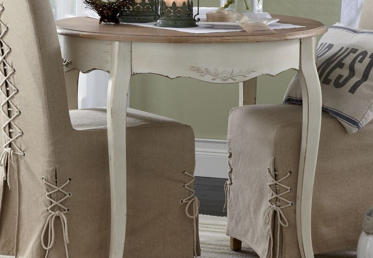 Lillianne table from through the country door 174 craft ideas