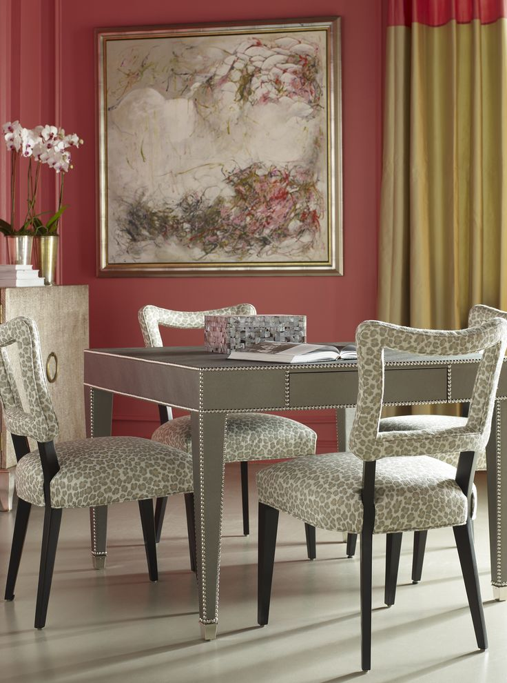 Balboa Table 956 54 and Cayce Side Chair