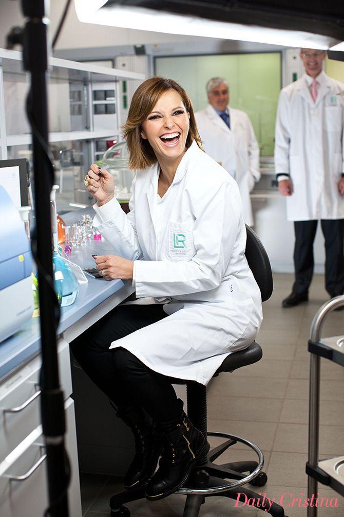 Cristina Ferreira  com Luis Mateus Perfume