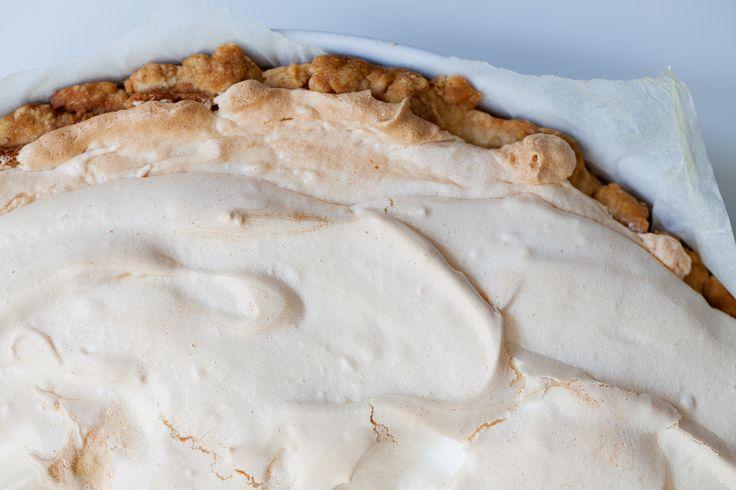 Crust of the matter. Tarte au citron.