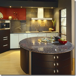 A well rounded kitchen. - #Kitchen