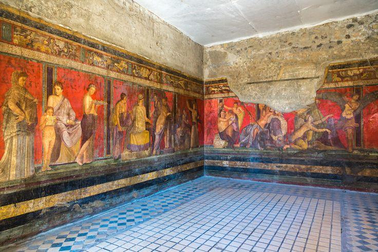 Мистерии - важная часть римских культов.