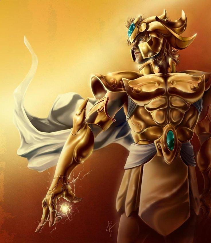 Os Cavaleiros do Zodíaco na vida real #2