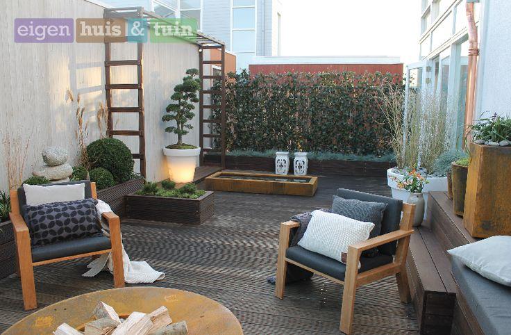 17 beste idee n over balkon ontwerp op pinterest klein balkon decor kleine balkons en klein - Tuin decoratie buitenkant ...