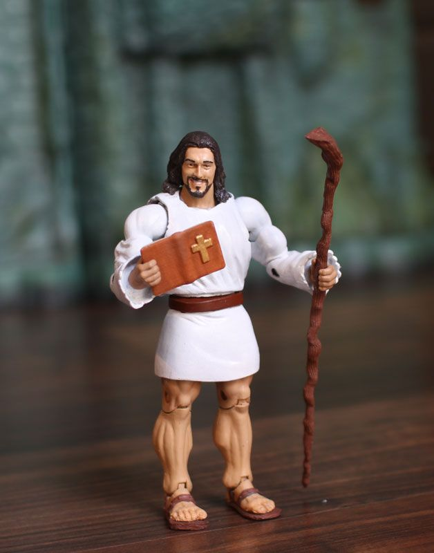 Masters of the Universe Classics Customs Jesus