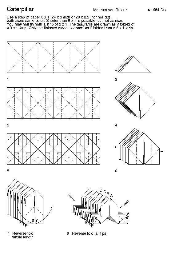 origami dragon instructions intermediate