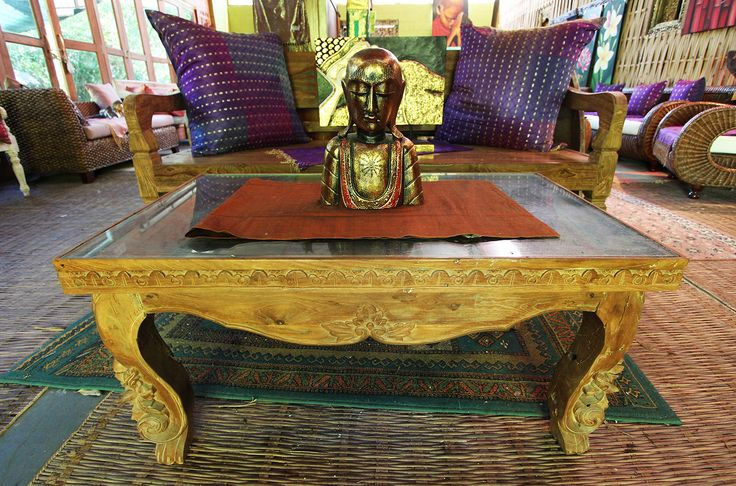 Beautiful Timber Coffee Table http://www.baligarden.com